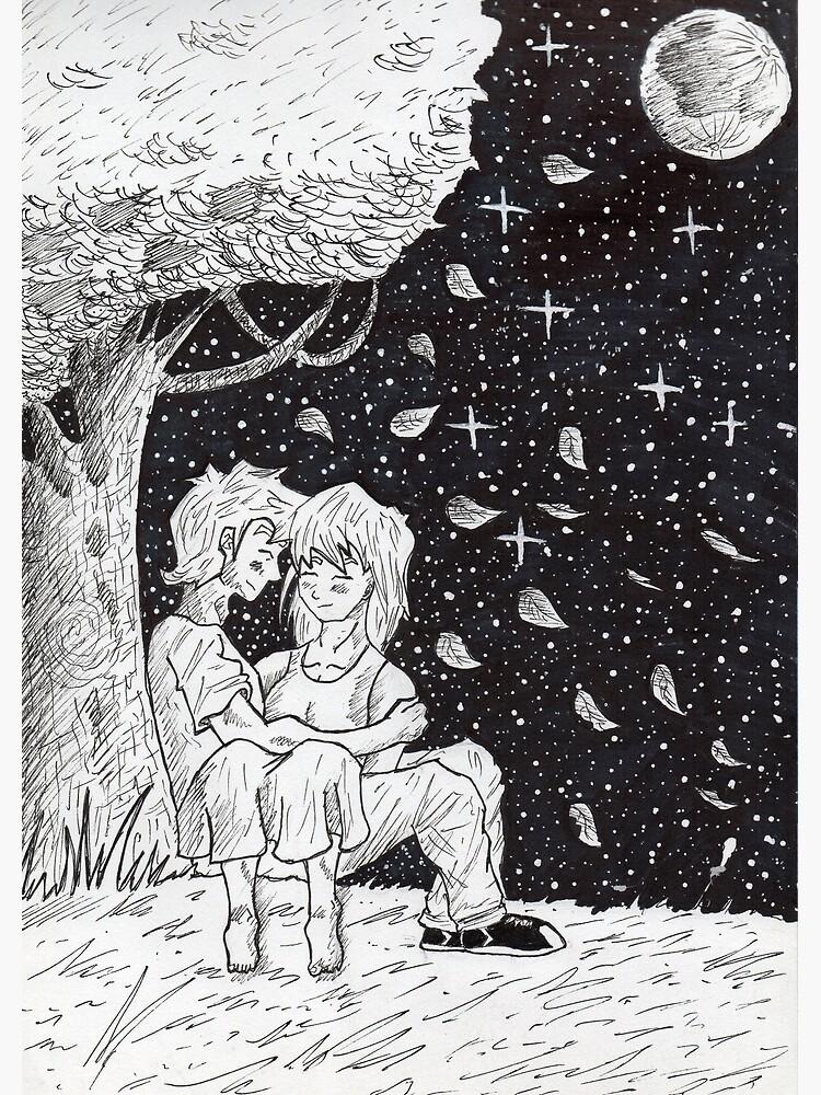 Sketch romantic by Nicolarts