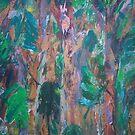 rainforest 'Miala' by glenn  archer