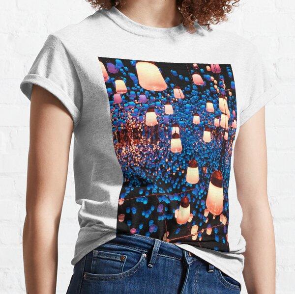 Lantern Wonderland from TeamLab Borderless, Tokyo Classic T-Shirt
