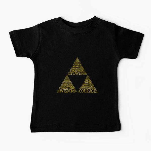 Black Synonymous Baby T-Shirt
