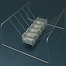 Newtons Cradle by Fjord