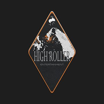 High Roller Entertainment Logo by DesignsbyMatt