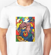 In Paradise  (ORIGINAL SOLD) T-Shirt