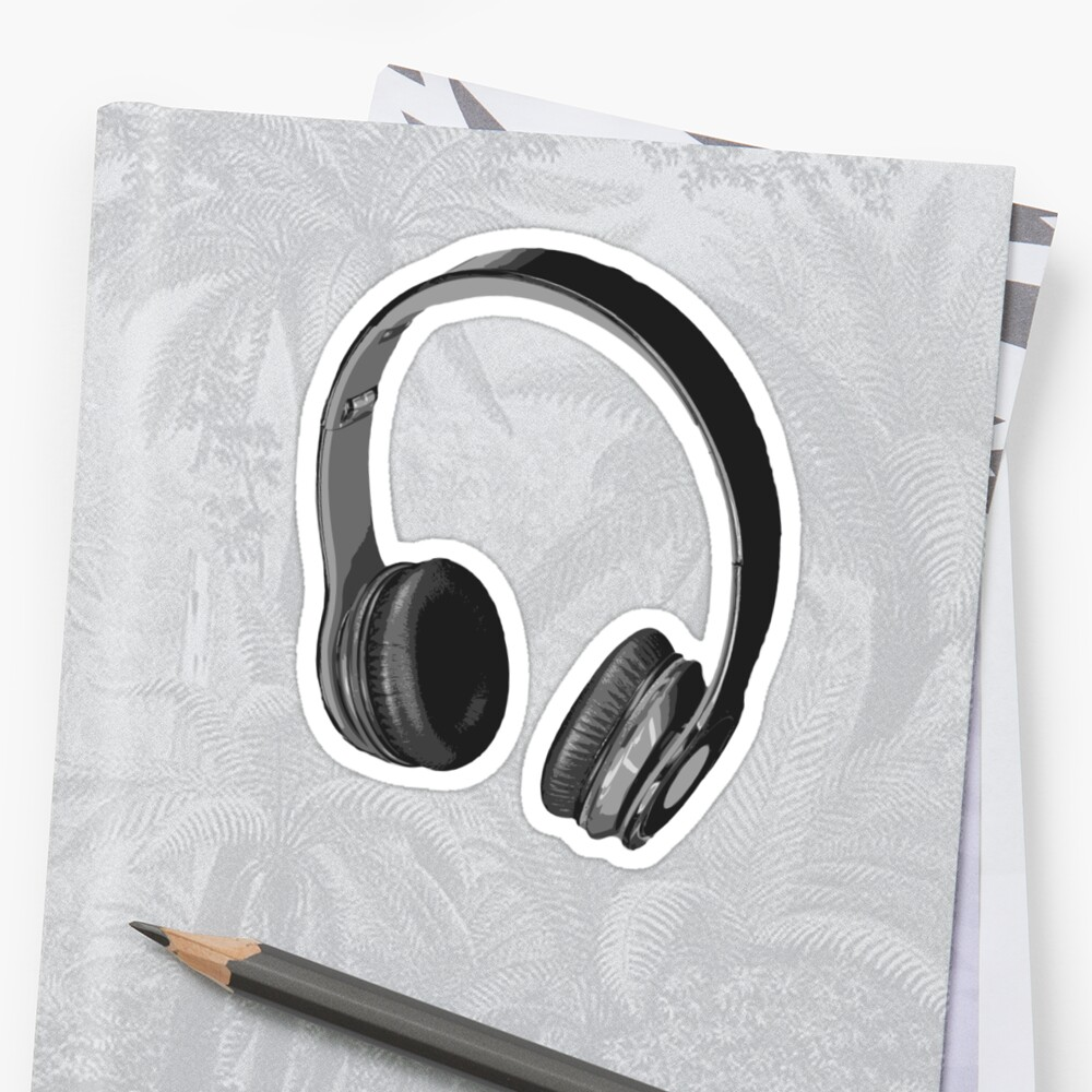"""""""Beats"""" by dre style Headphones by its-mr-towel"""