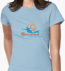 Murraylands WaterSki Club - two Womens Fitted T-Shirt