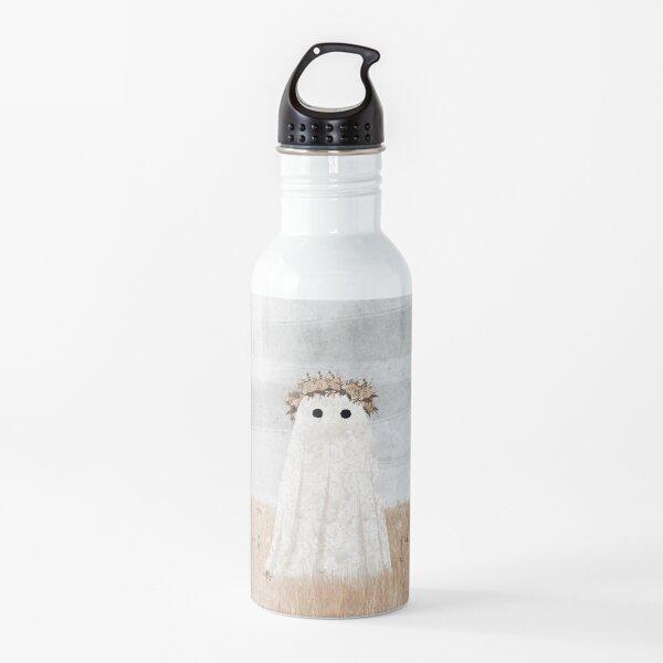 Da ist ein Geist auf der Wiese Trinkflasche
