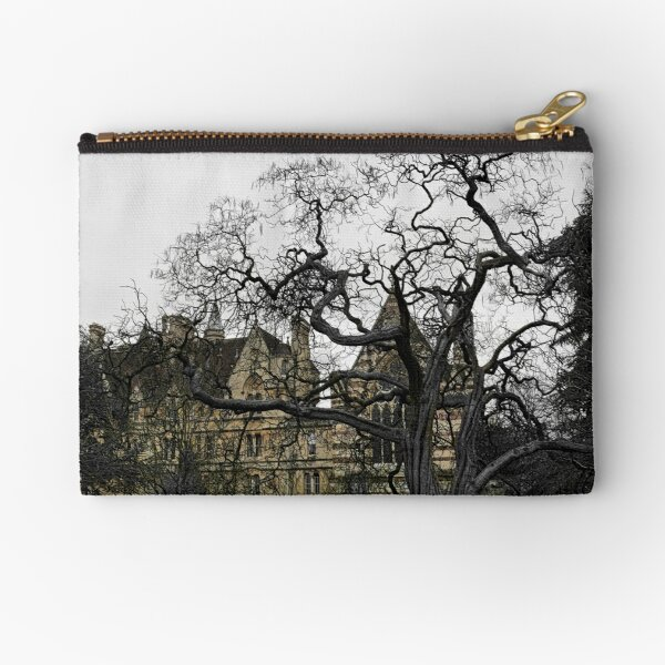 Oxford University motto - Lord is my light Zipper Pouch