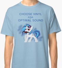 Choose Vinyl Classic T-Shirt