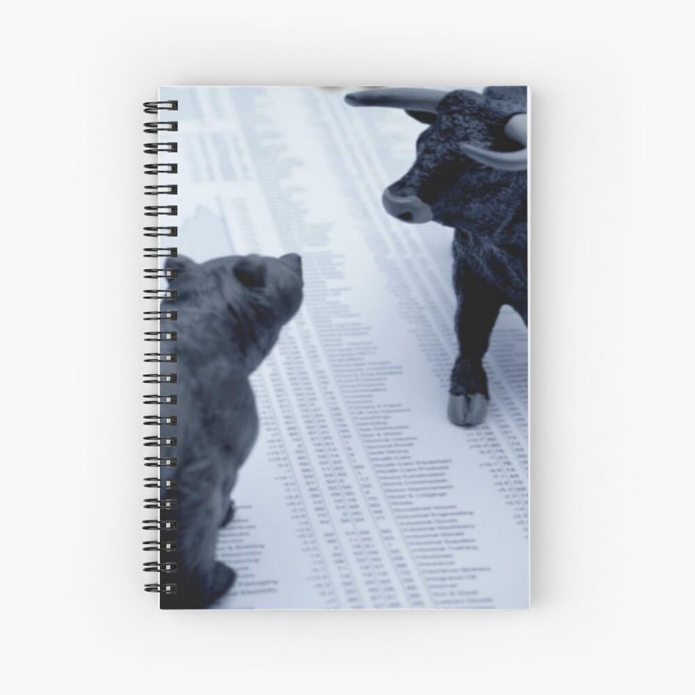 oferta e demanda Cuaderno de espiral