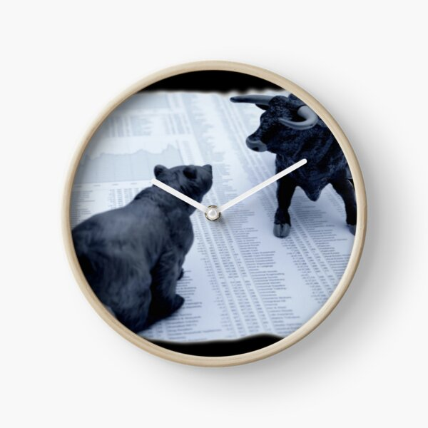 oferta e demanda Reloj