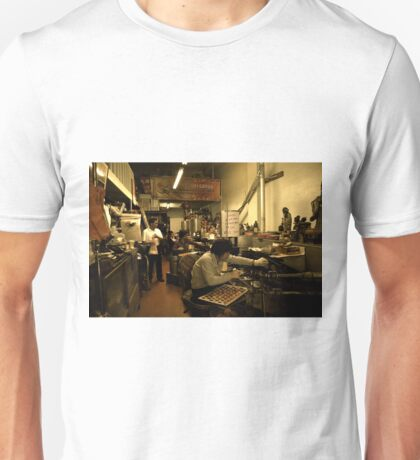 Golden Gate Fortune Cookie Factory T-Shirt