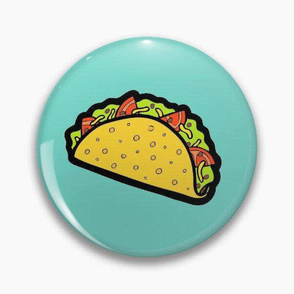 It's Taco Time! Pin