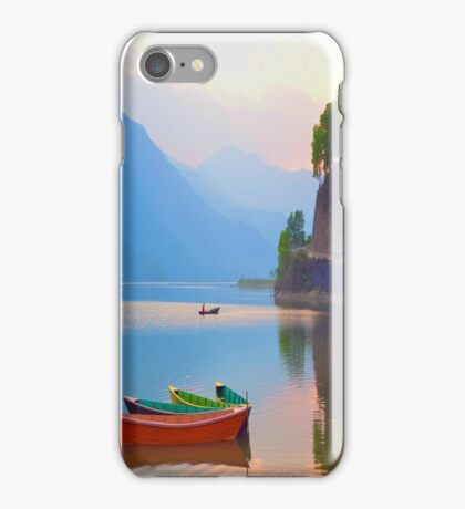Dusk Tranquility - iPhone Case Design iPhone Case/Skin