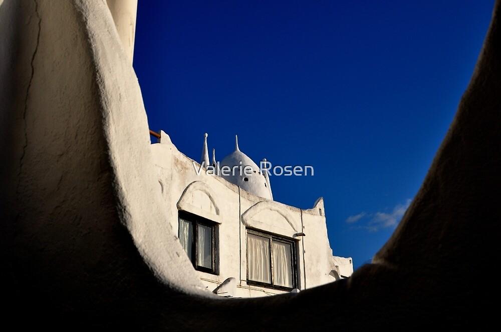 Casapueblo by Valerie Rosen