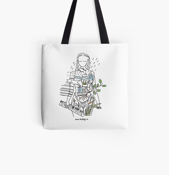 So much to give  All Over Print Tote Bag