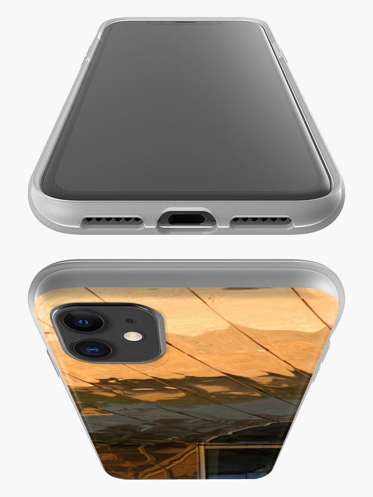 Alternate view of Shiny Copper Case iPhone Case & Cover