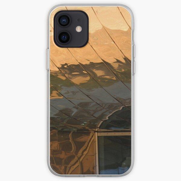 Shiny Copper Case iPhone Soft Case