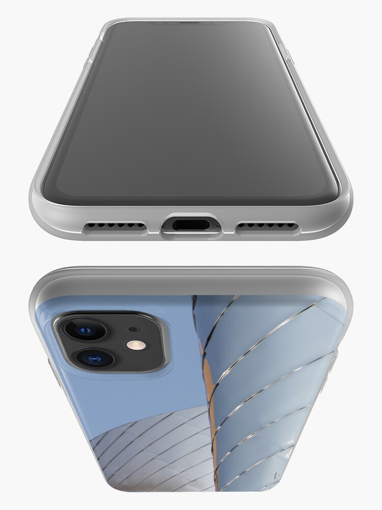 Alternate view of Metallic Case iPhone Case & Cover