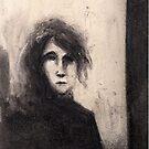 Portrait in black by Dan Wilcox