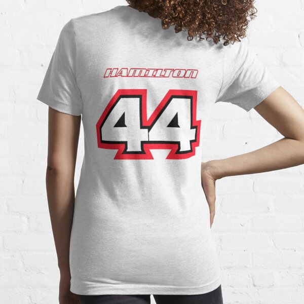 Lewis HAMILTON_2014_Helmet # 44 T-shirt essentiel