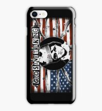 God Save The King iPhone Case/Skin
