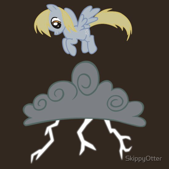 TShirtGifter presents: Derpy the Weather Mare