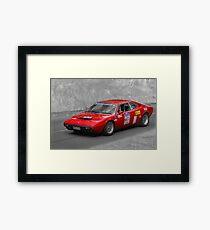 Ferrari 308 GT4 Duo Framed Print