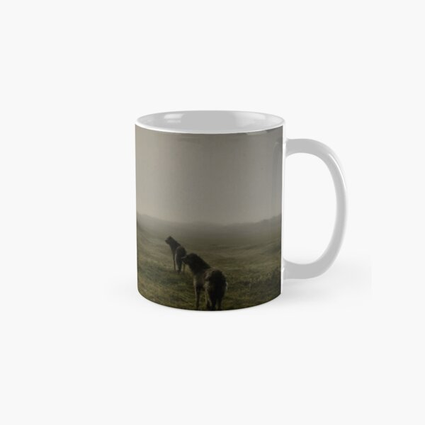 huters in the mist Classic Mug