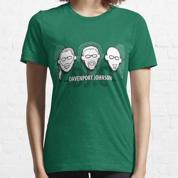 Davenport Johnson website FACES  Essential T-Shirt