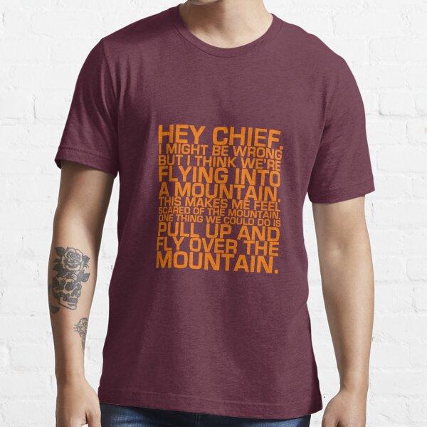 Cabin Pressure: Hey Chief Essential T-Shirt