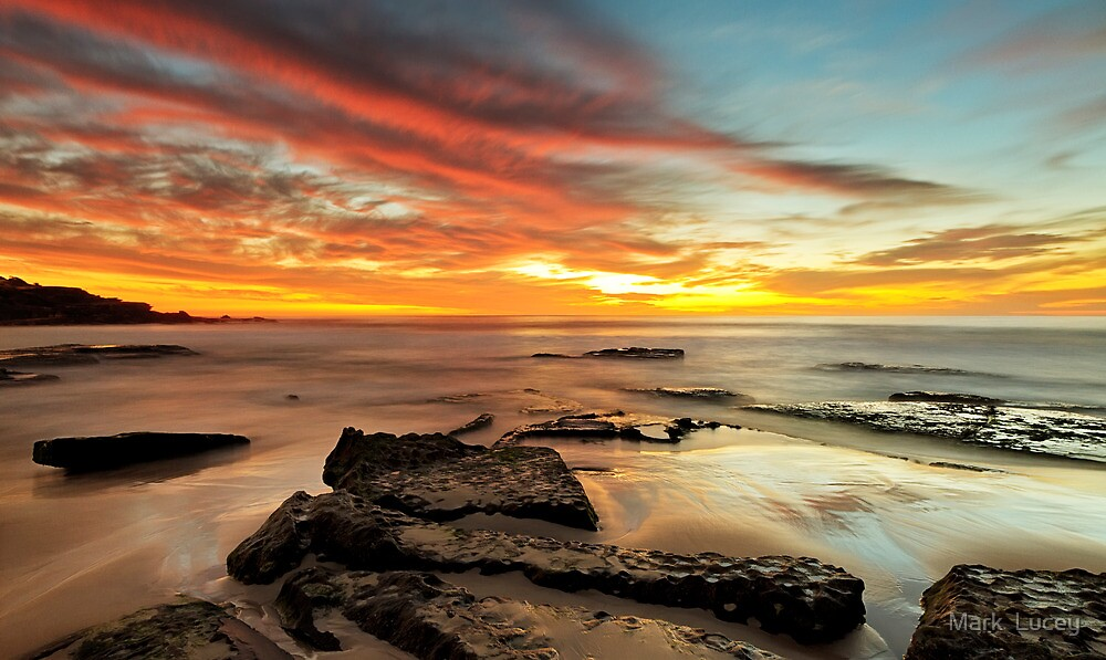 A Time to Think by Mark  Lucey
