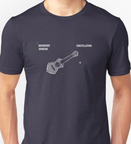 """Davenport Johnson """"Constellation"""" Just Sky T-Shirt T-Shirt"""