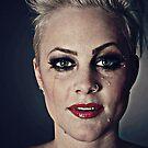 Portrait by Alexandra Ekdahl