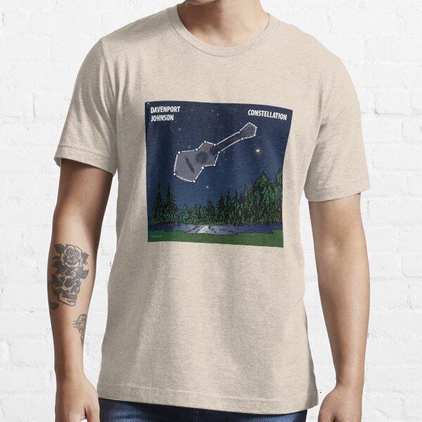 "Davenport Johnson ""Constellation"" Cover T-shirt Essential T-Shirt"