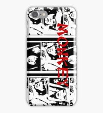 MONKEY MAGIC STRIP iPhone Case/Skin