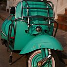 Vespa by Syd Winer