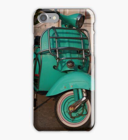Vespa iPhone Case/Skin