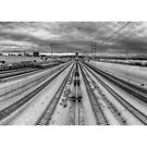 Vanishing Point by Onny Carr