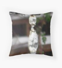 Know that I am thinking of you always Throw Pillow