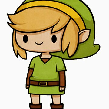 The almighty Link! by thelastfreenoob