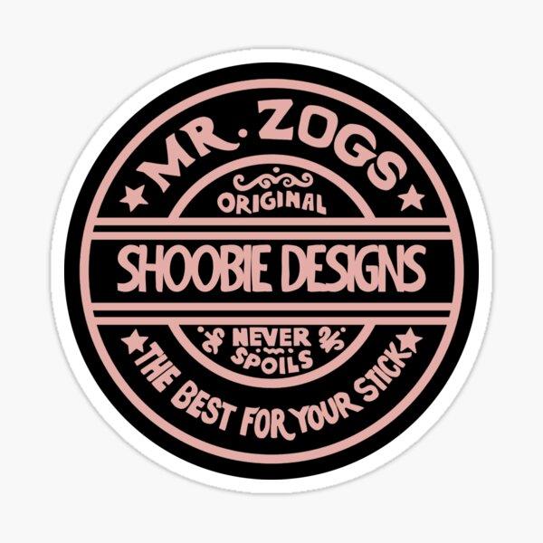 M. Zogs Sticker