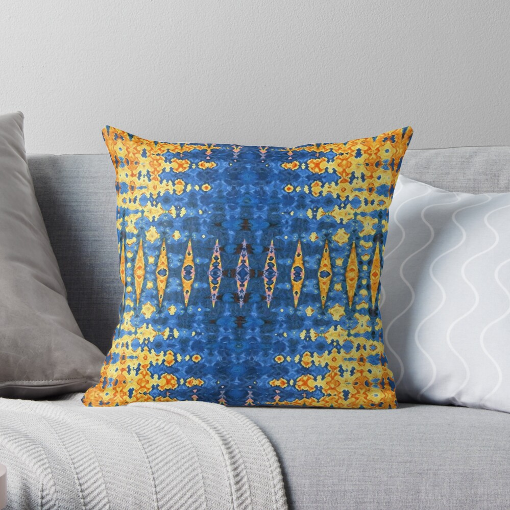 Kaleidoscope Kreations - Pattern 1040 Throw Pillow