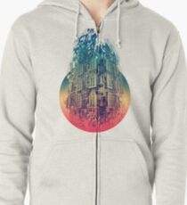 Conception Zipped Hoodie