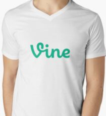 Vine (Clothing) Men's V-Neck T-Shirt