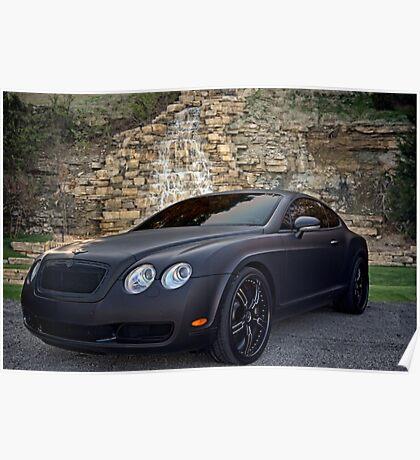 2006 Bentley Continental GT - Riverside, Missouri Poster