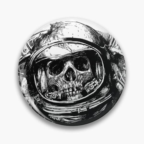 Dead Astronaut Pin