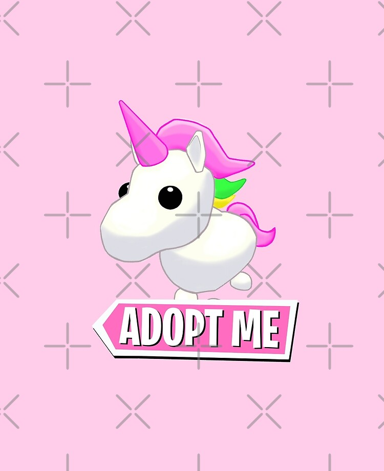 Adopt Me Unicorn Ipad Case Skin By Pickledjo Redbubble