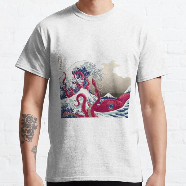 Hoktopusai T-shirt classique