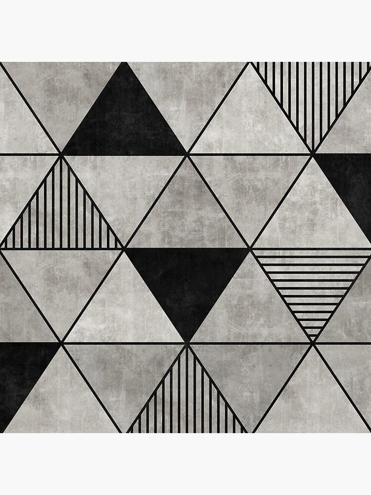 Konkrete Dreiecke 2 von ZoltanRatko