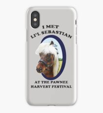 Lil Sebastian iPhone Case